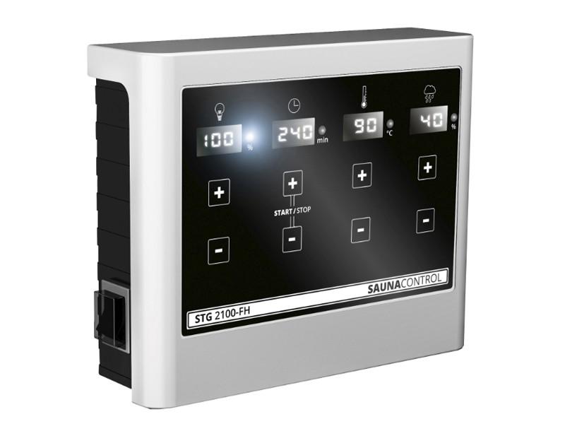 Karibu Saunaofen 9 kW inkl. Steuergerät easy für finnische Saunaöfen
