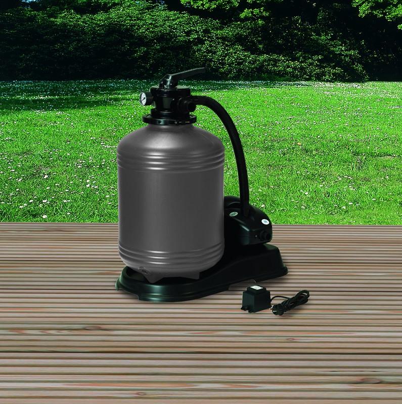 Karibu Sandfilter für Pool 230 Volt (5,0m3/h)