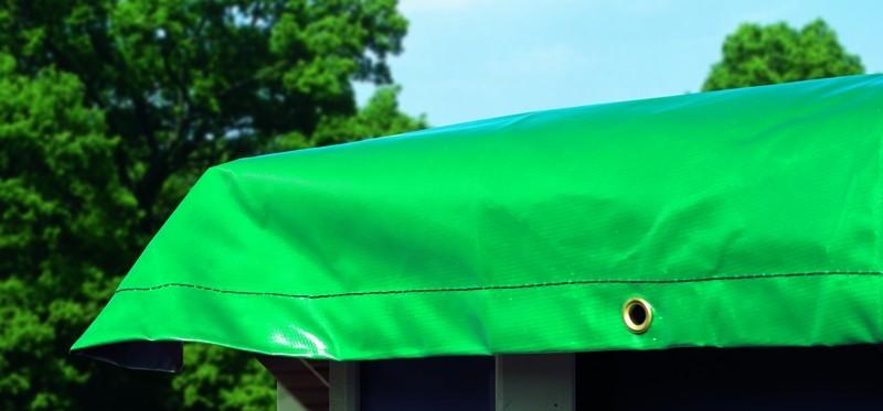 Karibu Winterabdeckplane für Pool Modell 1