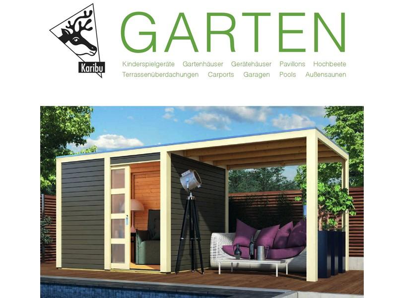 Karibu Garten Katalog